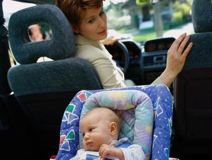 Backseat Baby Alarm